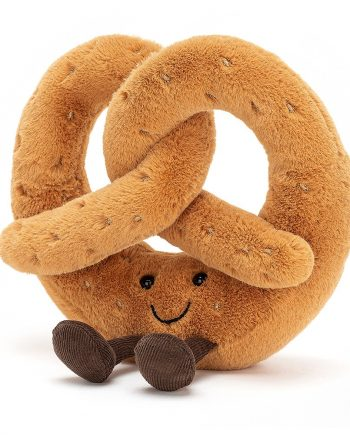 Pretzel soft toy