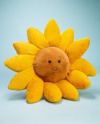 Sunflower soft toy