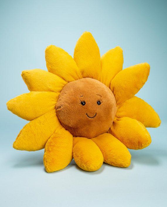 Sunflower soft toy gift - Send a Cuddly
