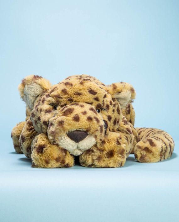 Jellycat Cheetah Soft Toy - Send a Cuddly