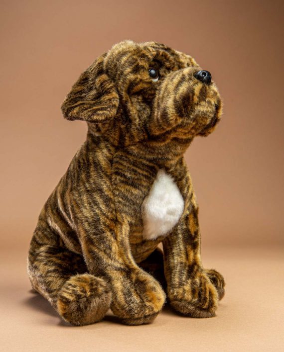 Brindle Boxer DogBrindle Boxer Dog Soft Toy - Send a Cuddly