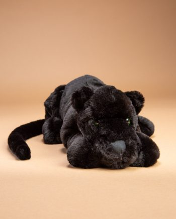 Black Panther Soft Toy