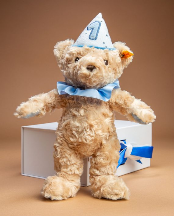 steiff first birthday bear