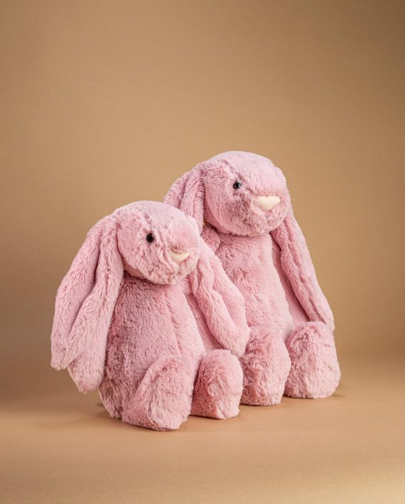 Jellycat Large Tulip bunny soft toy gift - Send a Cuddly