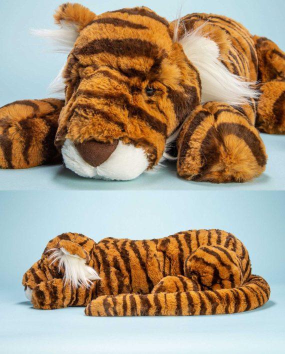 Tia Tiger soft toy - Send a Cuddly