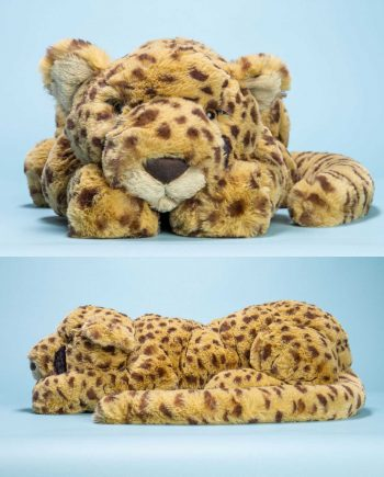 Jellycat Cheetah Soft Toy - Send a Cuddly