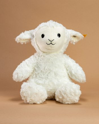 Fuzzy Lamb by Steiff