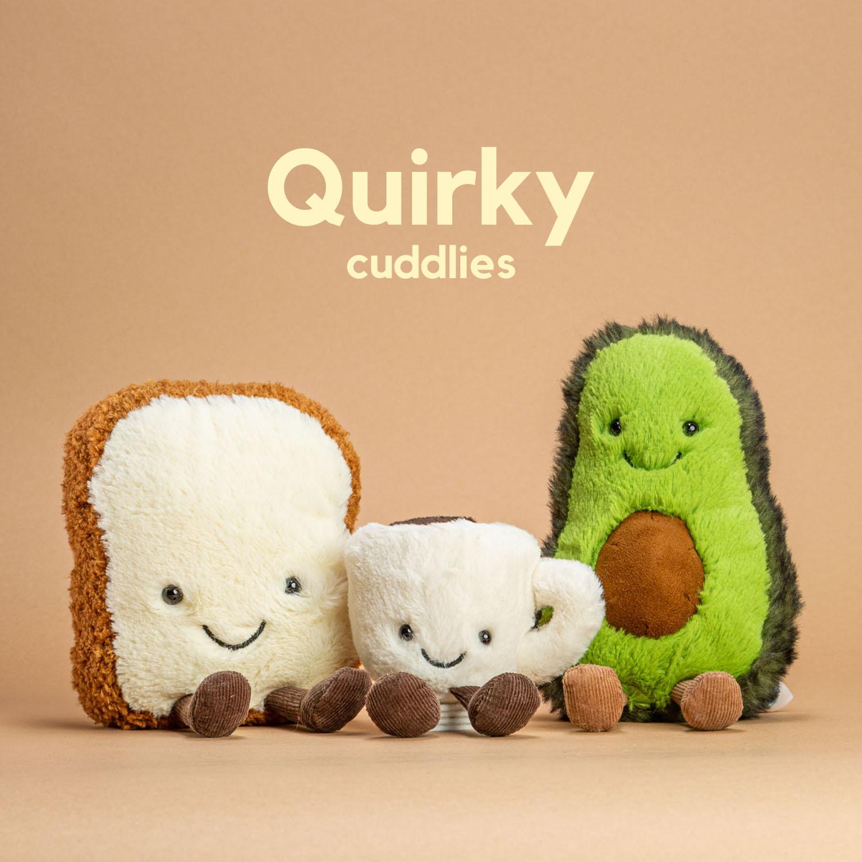 Quirky Cuddlies