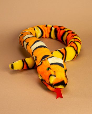 Yellow and Orange Snake