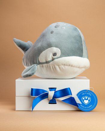 Cuddly Whale - send a cuddly