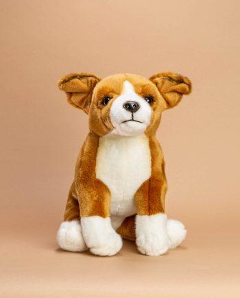 Greyhound Dog Soft Toy Gift - Send a Cuddly