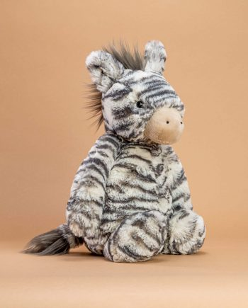 Zebra Soft Toy Gift - Send a Cuddly