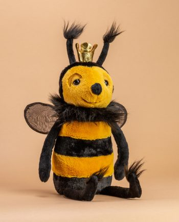 Bee Soft Toy Gift - Send a Cuddly