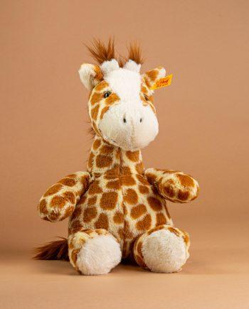 Girta Giraffe by Steiff - Send A Cuddly