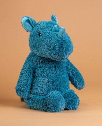 Jellycat cuddly cushy rhino - Send A Cuddly