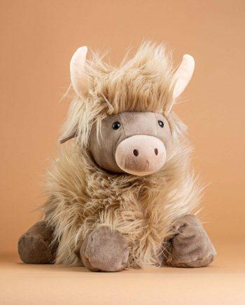 Jellycat Gamboldown Cow - Send A Cuddly